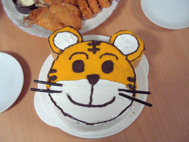 5歳誕生日ケーキ.JPG