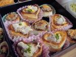 運動会のお弁当2006型抜きパイ&肉詰めはんぺん.JPG